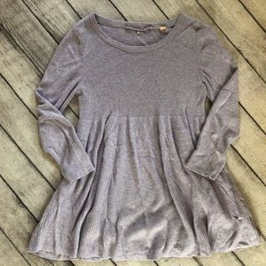 Anthropologie Sweaters - Knitted & Knotted Women's Sweater, Size M, Purple